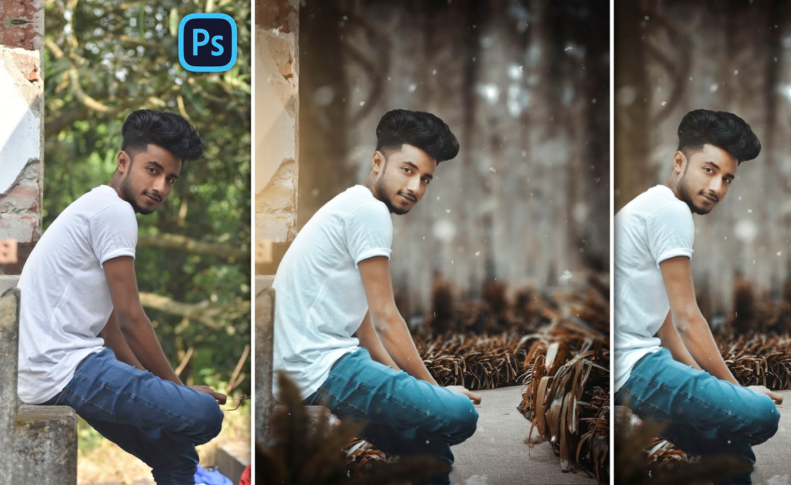 Perfect Photo Editing By Ash-Vir Creations in Photoshop cc