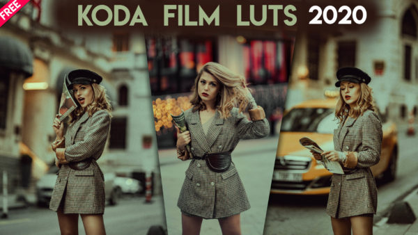 Download Koda Film LUTs of 2020 for Free | Koda 500 Retro Vintage LUTs Download Free