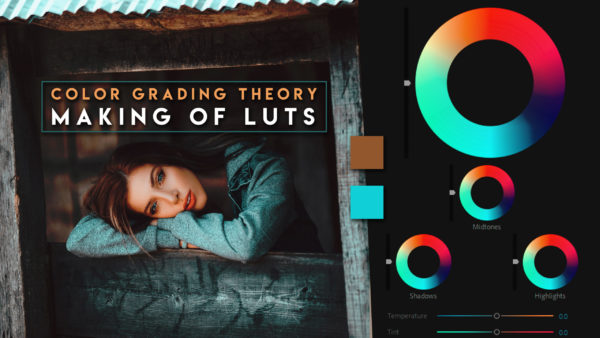 Master the Color Grading Theory of Making LUTs | How to Create LUTs + Free 10 Cinematic LUTs Download