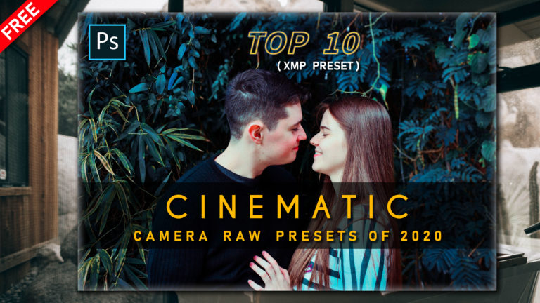 Download Top 10 Cinematic Camera Raw Presets of 2020 for Free | Top 10 XMP CINEMATIC PRESETS OF 2020