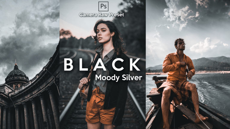 Download Black Moody Silver Camera Raw Preset xmp of 2020 for Free | Black Moody Silver Camera Raw Preset of 2020 Download free XMP Preset | How to Edit Like Black Moody Silver Colorgrading