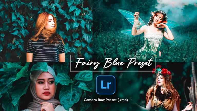 Download Fairy Blue Camera Raw XMP Preset of 2020 for Free | Fairy Blue Camera Raw Preset of 2020 Download free XMP Preset | How to Edit Like Fairy Blue Colorgrading