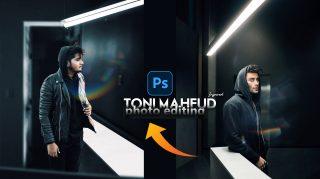 Photoshop Hindi Tutorial Latest Toni Mahfud Inspired Photo Manipulation | Toni Mahfud Hindi Tutorial Photo