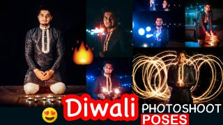 Diwali Special 🔥 CREATIVE Photoshoot Poses & ideas 2020 by Ash-Vir Creations | Diwali Photography Poses 2020 | Man Holding Diya Poses for Diwali | Diwali Photography Inspiration Photo Ideas
