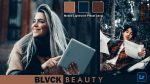 Download BLVCK BEAUTY Lightroom Mobile Presets DNG of 2021 for Free | BLVCK BEAUTY Mobile Lightroom Preset DNG of 2021 Download free