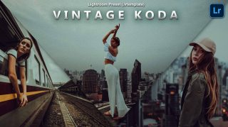 Vintage KODA Lightroom Presets of 2021 for Free | Vintage KODA Desktop Lightroom Presets of 2021