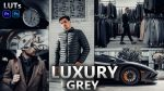 LUXURY Grey LUTs of 2021 | How to Colorgrade LUXURY Grey Tone Effect to Photos & Videos in Photoshop & Premiere Pro