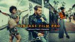Vintage Film Pro Lightroom Presets of 2021 for Free | Vintage Film Pro Desktop Lightroom Presets of 2021