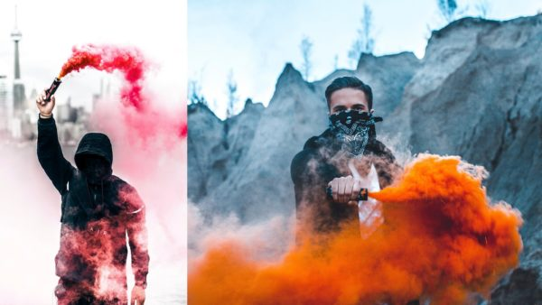 Download Free Smoke Bomb Brushes of 2020   How to Install Brushes in Photoshop cc