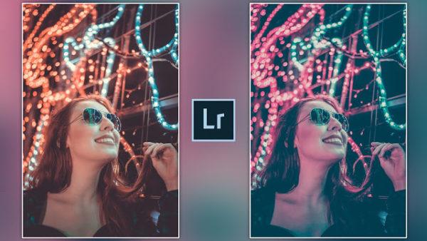 Download Free Brandon Woelfel Lightroom Preset | Pink and Blue Preset