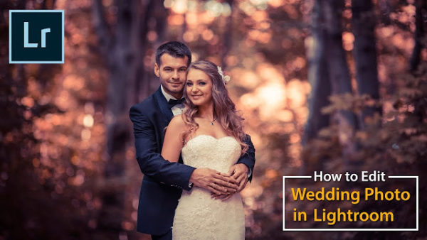 How to Edit Your Pre-Wedding Photos in Lightroom