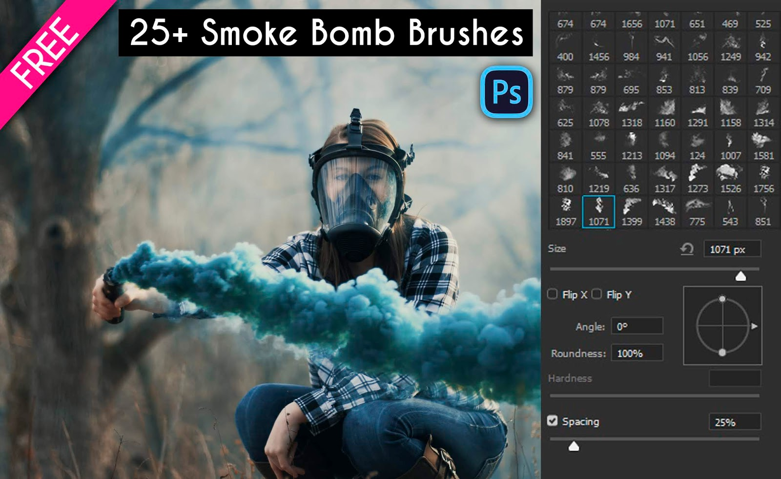 Download Top 25+ Color Smoke Bomb Brushes of 2020 for Free