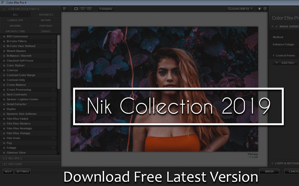 Nik Collection 2020 | Color Effex Pro Latest Version