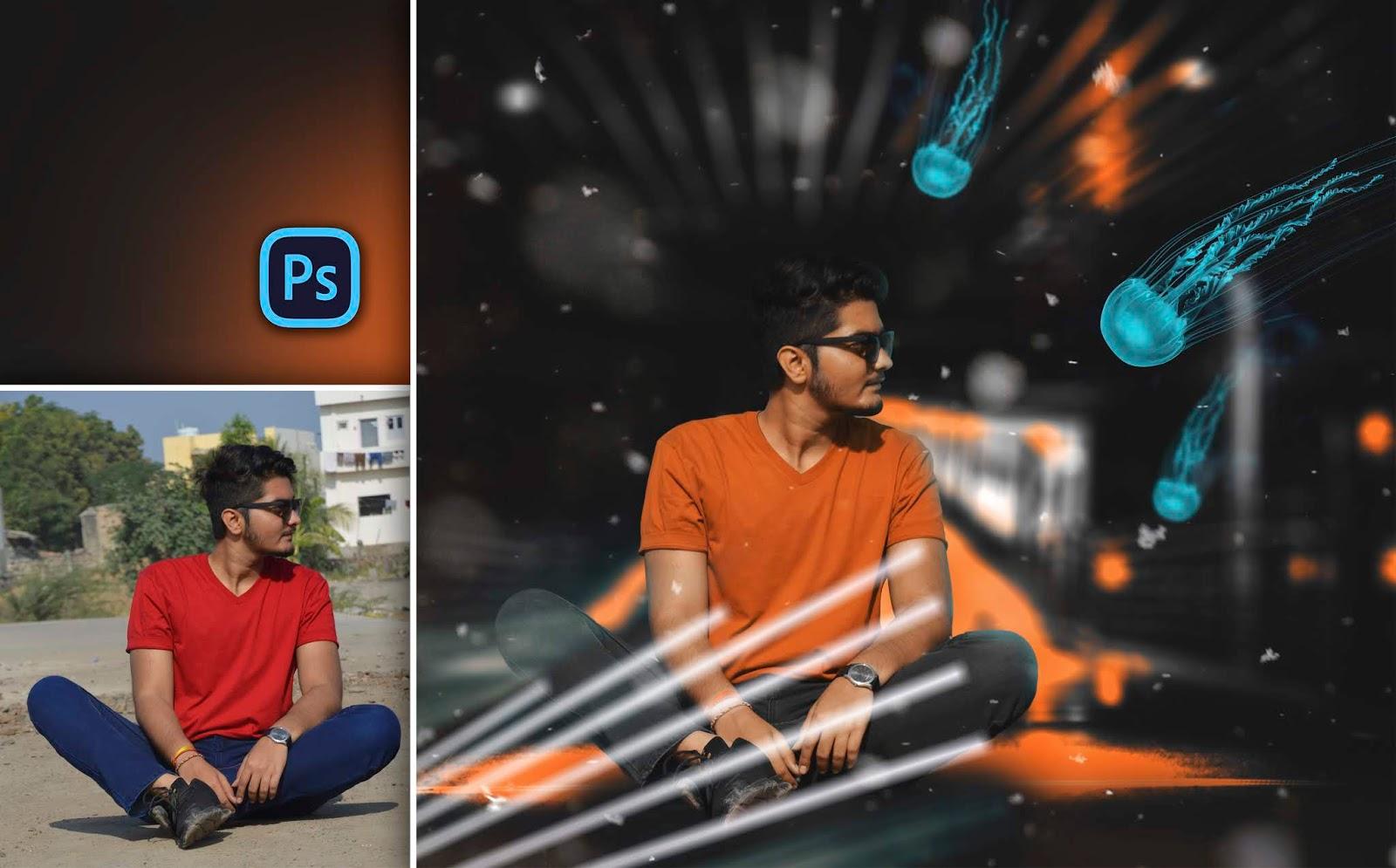 New Visual Editing Concept + Moody Instagram Photo Manipulation in Photoshop   Fantasy Like Photo Editing