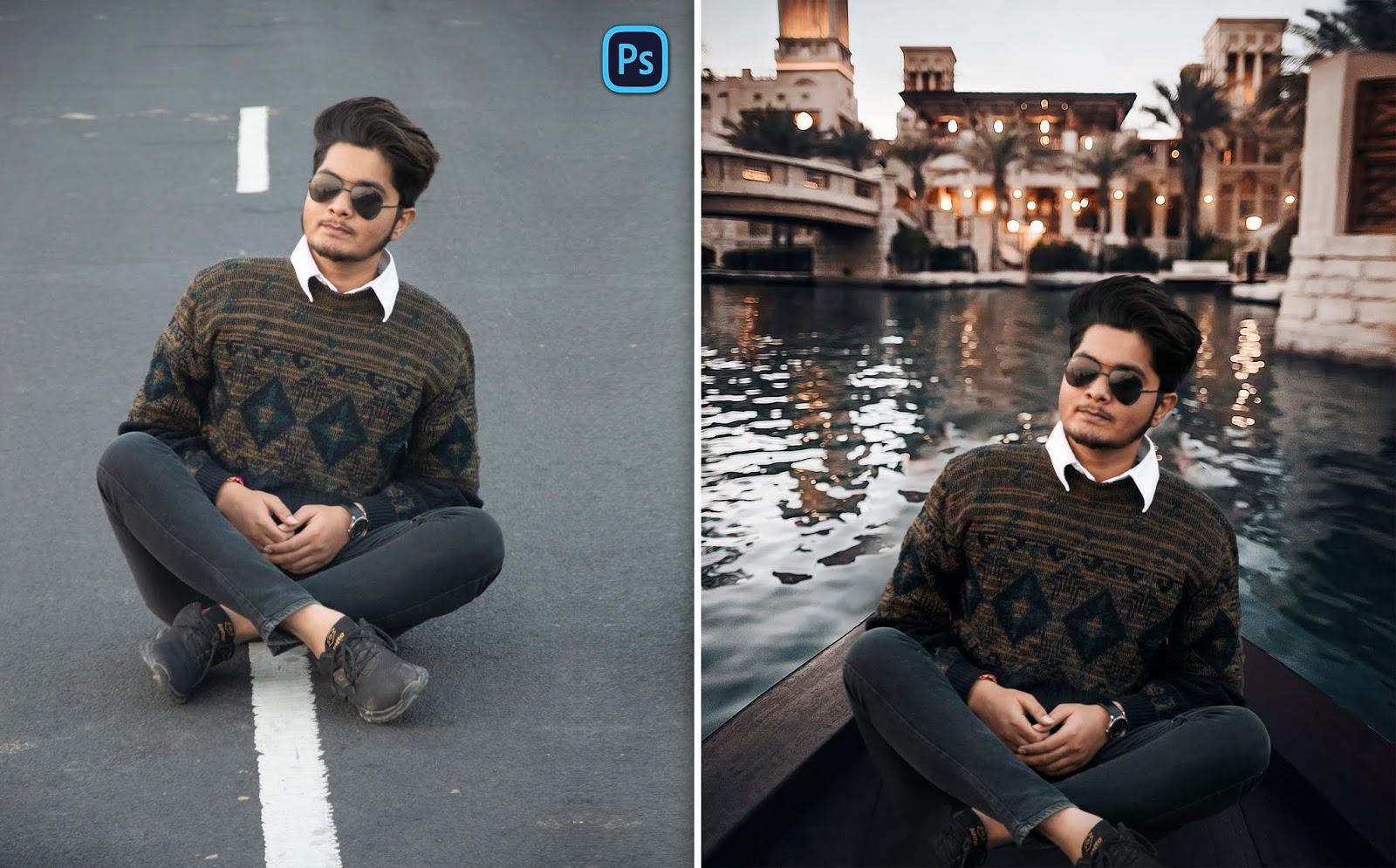 How to Edit Like Toni Mahfud in Photoshop cc | Toni Mahfud Style Photo Editing in Photoshop cc