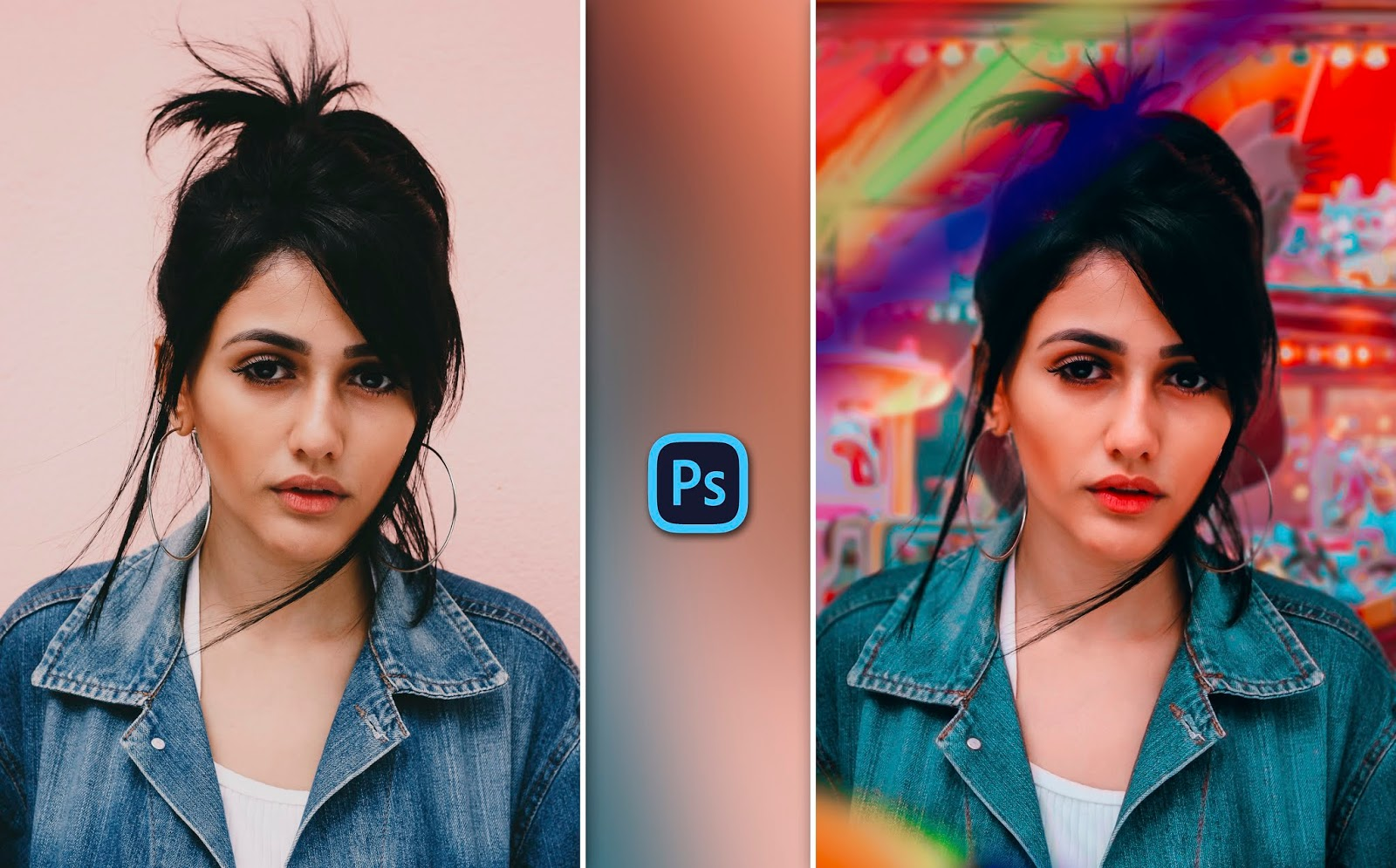 How to Edit Portrait Like @marksingerman easily in Photoshop | Marksingerman Style Photo Editing
