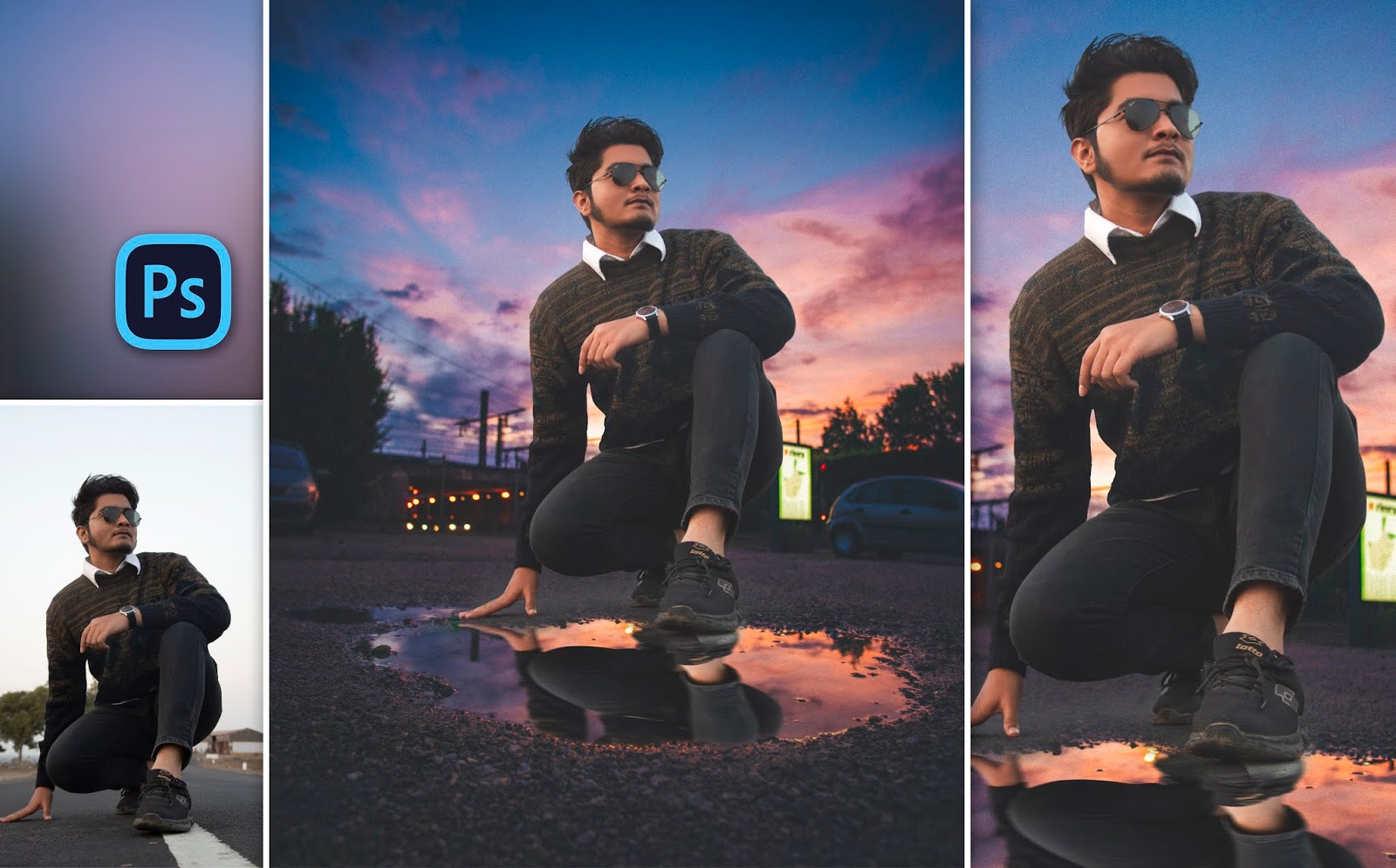 How to Edit Photo Like @kellansworld in Photoshop | Kellansword style photo editing in photoshop
