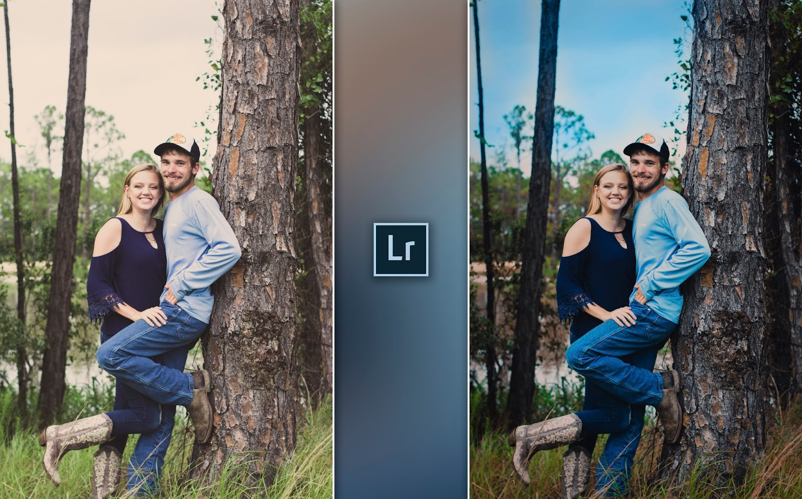How to Edit Pre-Wedding Oudoor Couple Photo in Lightroom | How to Edit Couple Photos in Lightroom