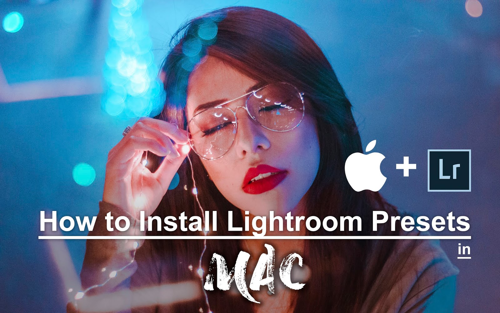 How to Install Lightroom Presets in MAC   New Lightroom Preset Download for Free