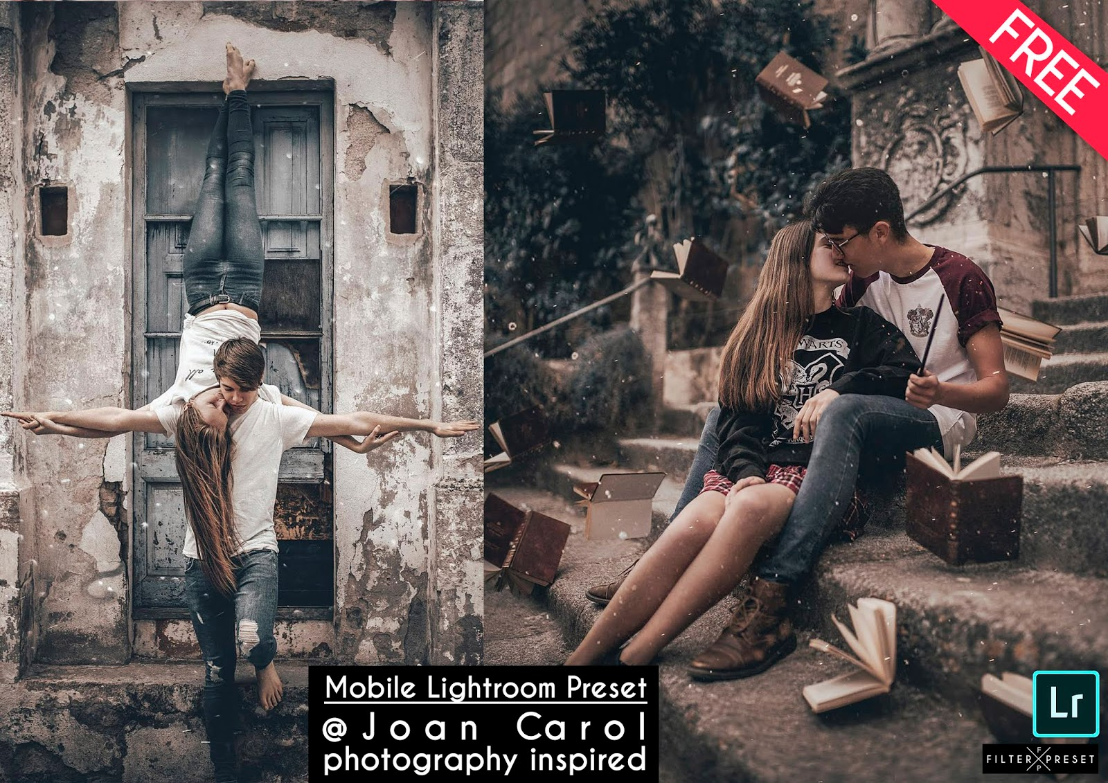 Download @Joan Carol Photography Inspired Mobile Lightroom Preset for Free
