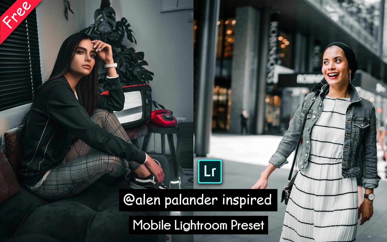 Download @Alen Palander Inspired Mobile Lightroom Preset for Free | How to Edit Photos Like Alen Palender in Mobile Lightroom