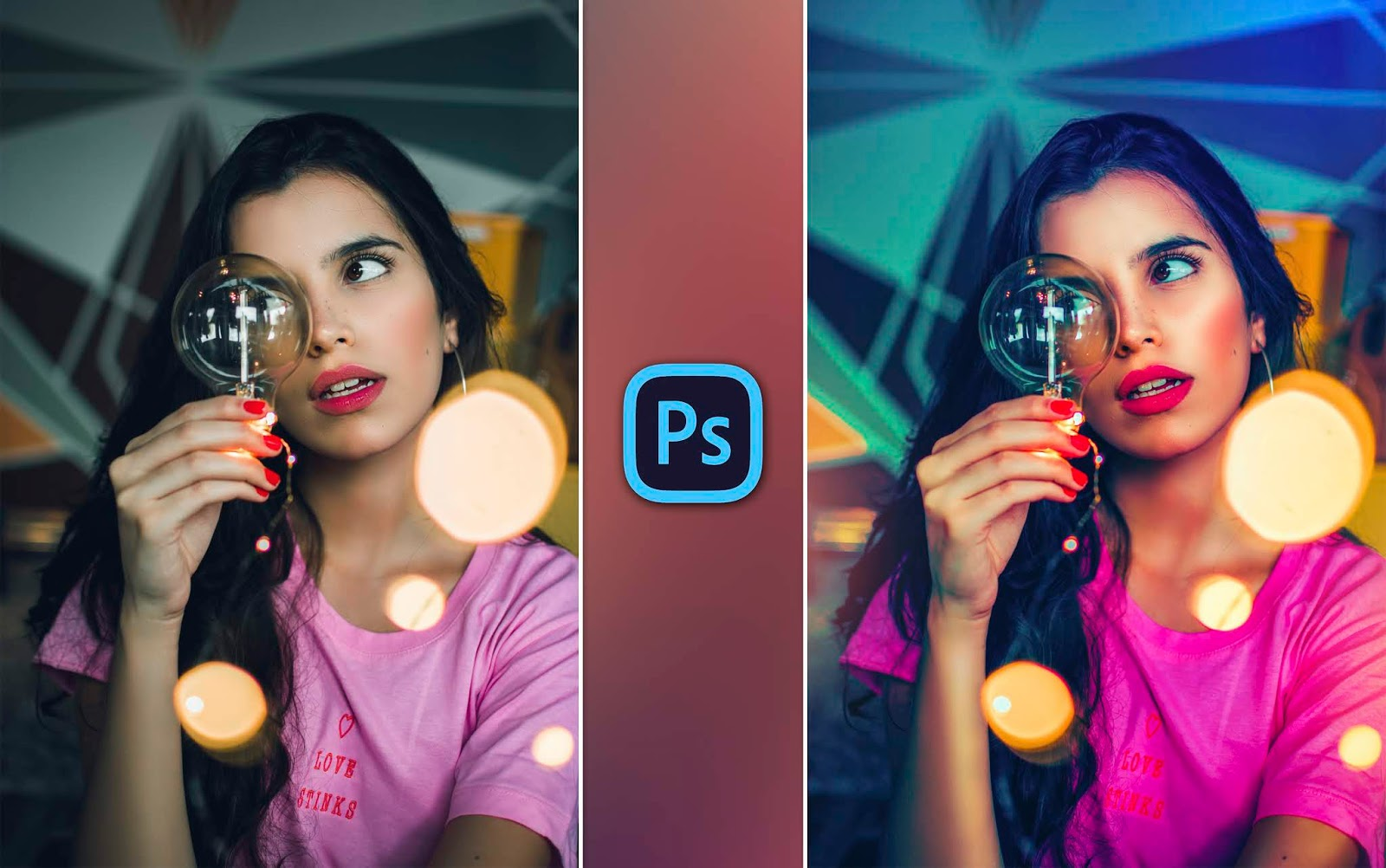 How to Edit Portraits Like Marksingerman in Photoshop + Presets
