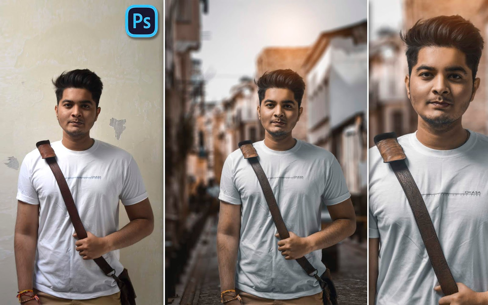 Vijay Mahar Style Gold Skin Retouching & Photo Manipulation in Photoshop | How to Edit Photos Like Vijay Mahar