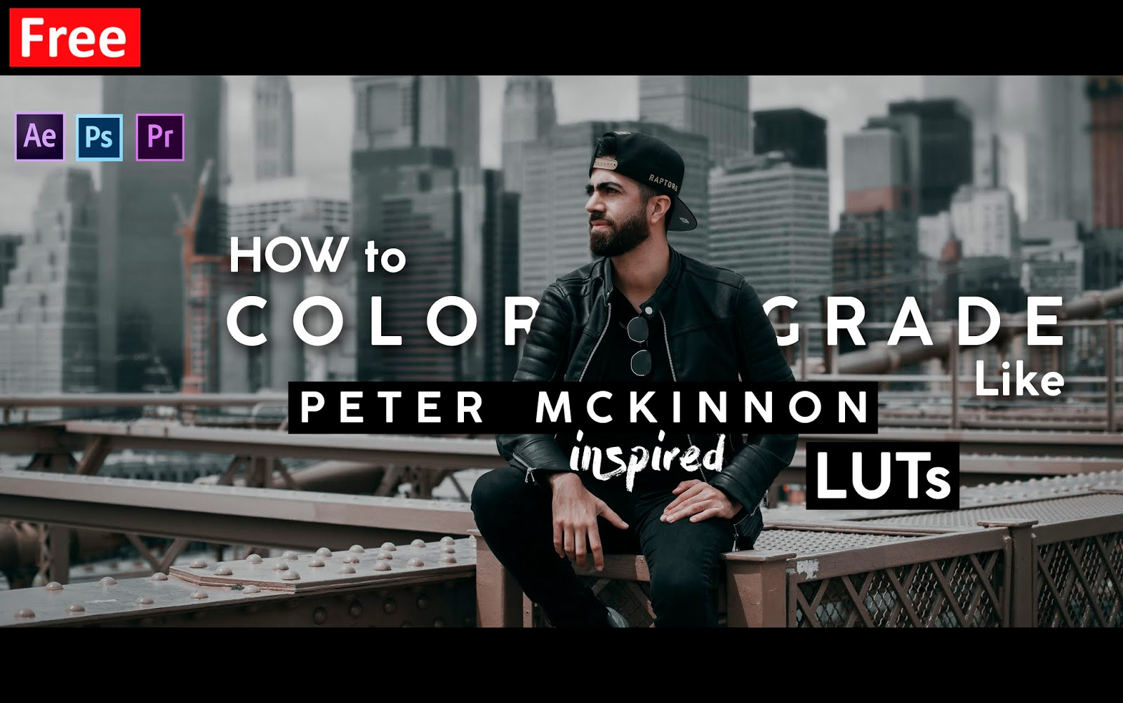 Download Peter Mckinnon Inspired LUTs for Free | How to ...