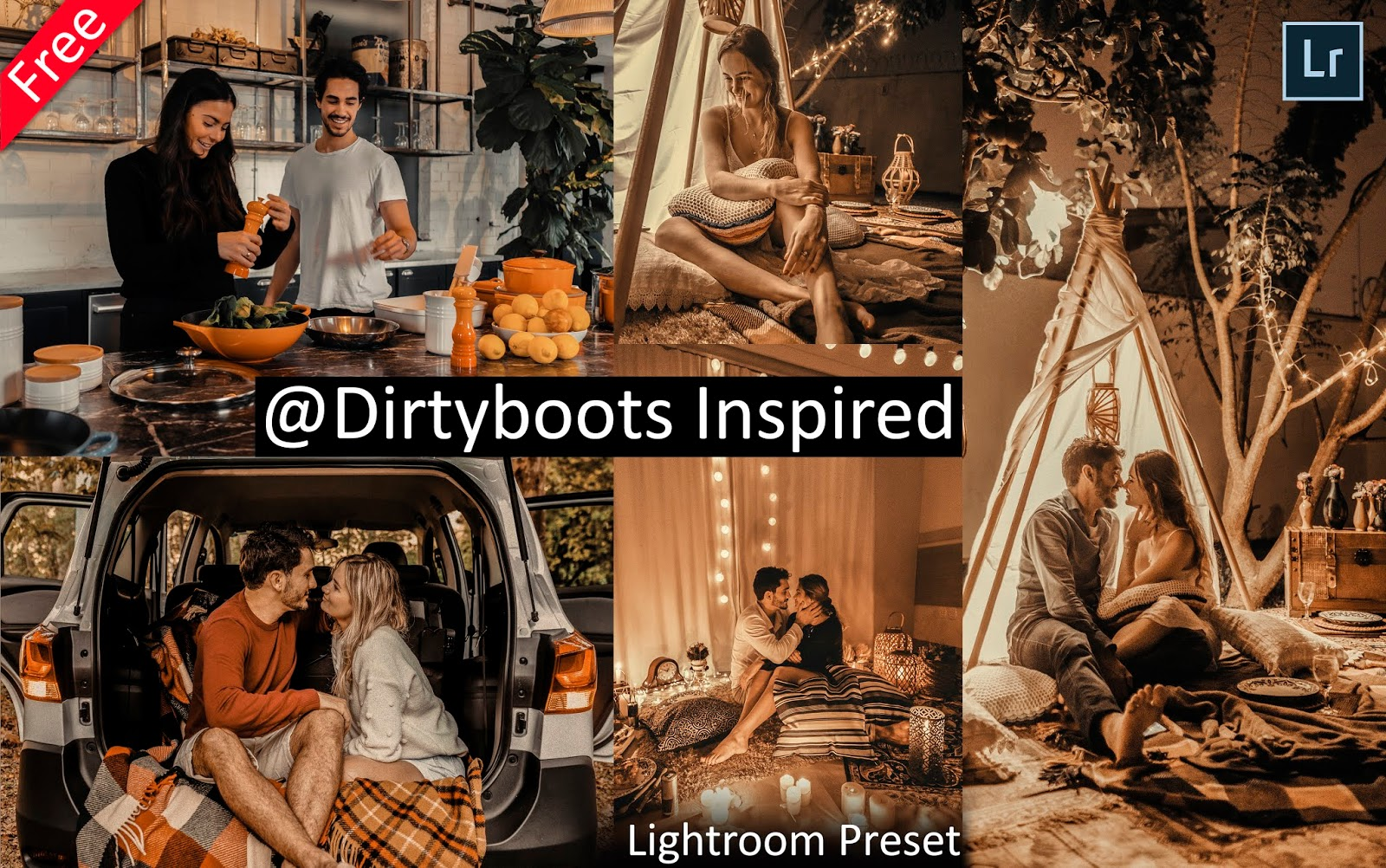 Dirtyboots Inspired Lightroom Presets for Free | How to Edit Photos Like @Dirtyboots in Lightroom