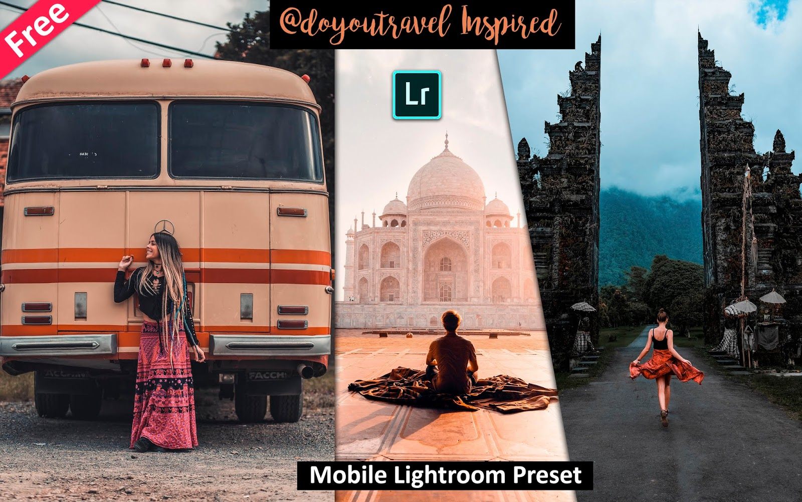 Download @doyoutravel Inspired Mobile Lightroom Presets for Free   How to Edit Photos Like @doyoutravel in Mobile Lightroom
