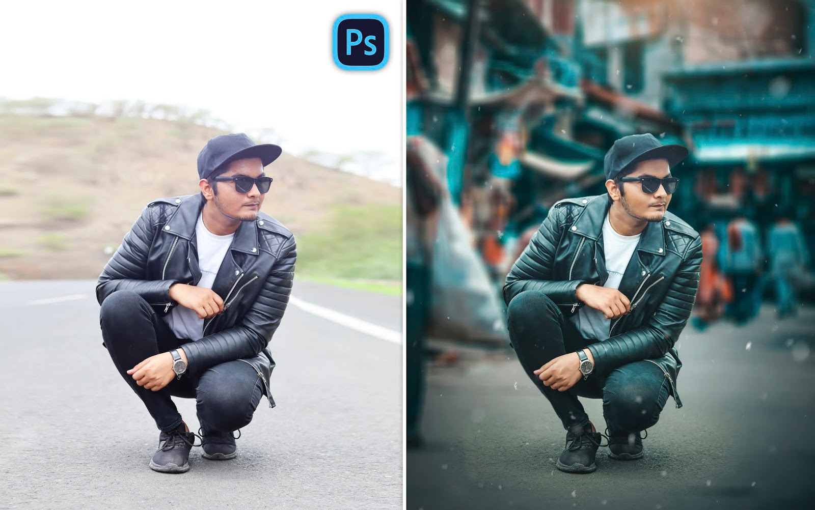 Instagram Cineamtic Photo Manipulation in Photoshop with Cinematic Color Grading | How to Make Cinematic Photo in Photoshop
