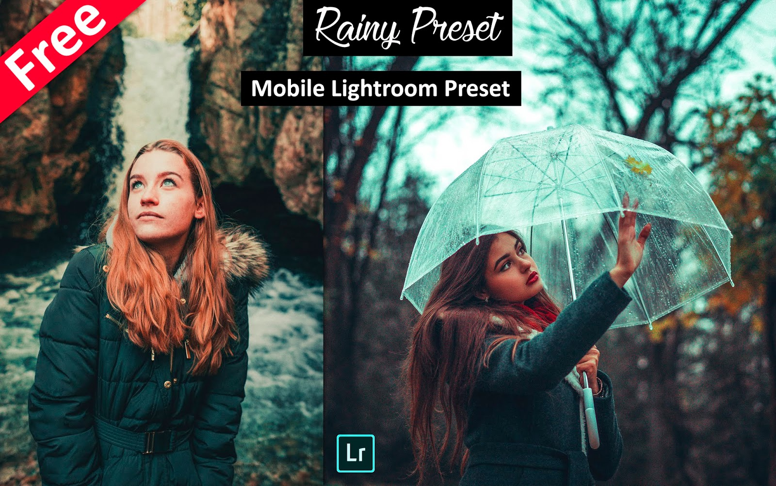 Download Monsoon Rainy Mobile Lightroom Preset for Free | How to Make Monsoon Rainy Effect in Mobile Lightroom
