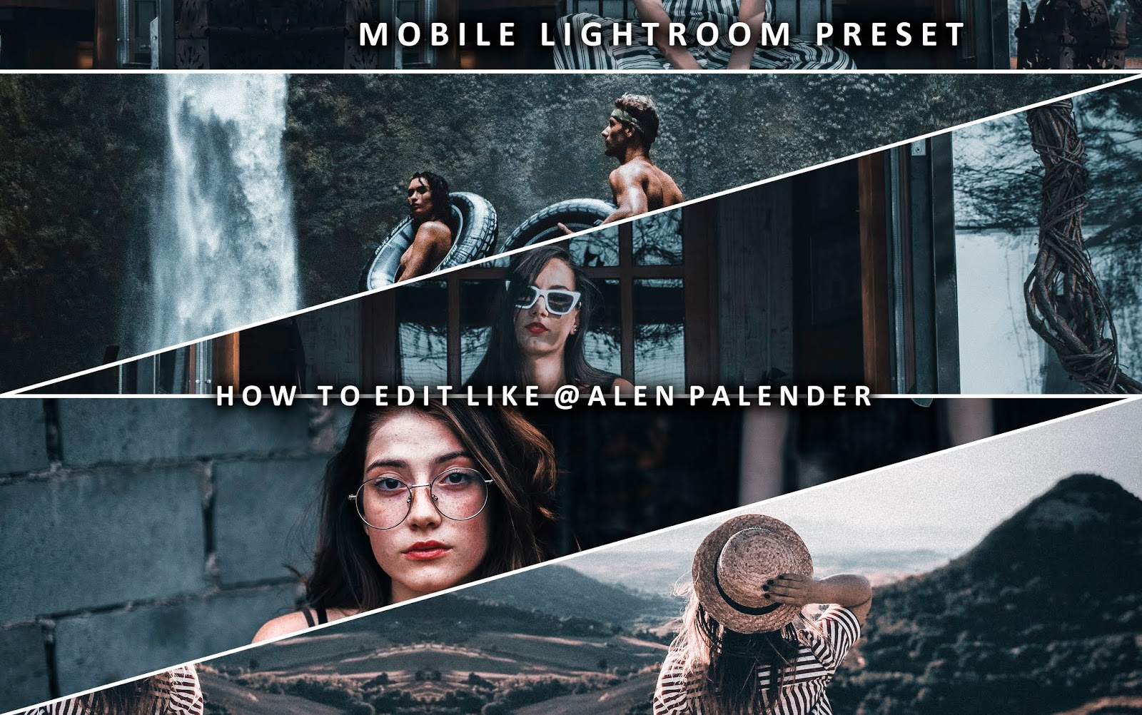 Download Alen Palender Mobile Lightroom Preset for Free | How to Edit Photos Like Alen Palender in Mobile Lightroom App