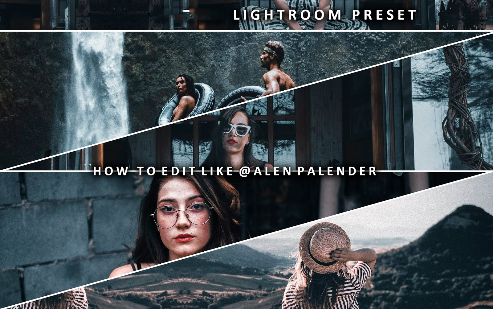Download Alen Palender Lightroom Preset for Free | How to Edit Photos Like Alen Palender in Lightroom