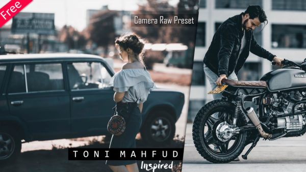 Download Toni Mahfud Inspired Camera Raw Presets for Free | How to Edit Photos Like Toni Mahfud in Photoshop