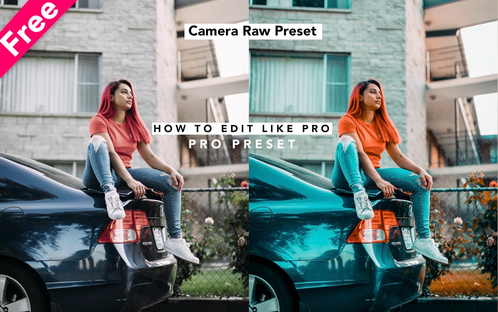 Download Pro Camera Raw Presets for Free | How to Edit Photos Like a Pro in Photoshop