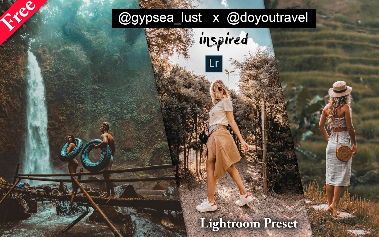 Download Gypsea_Lust Lightroom Preset for Free | How to Edit Photos Like @gypsea_lust in Lightroom