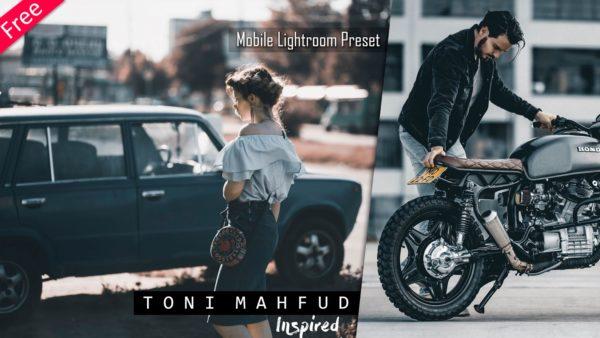 Download Toni Mahfud Inspired Mobile Lightroom Preset for Free | How to Edit Photos Like Toni Mahfud in Mobile Lightroom App