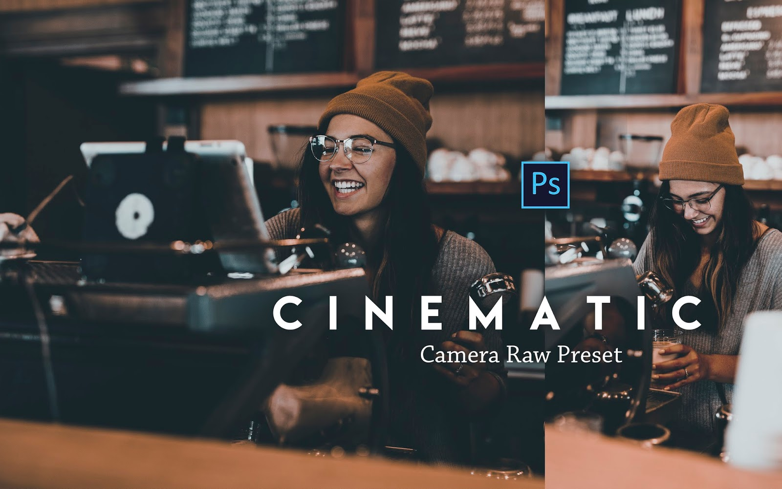 Download Cinematic Camera Raw Presets for Free | How to Make Cinematic Photos in Photoshop cc