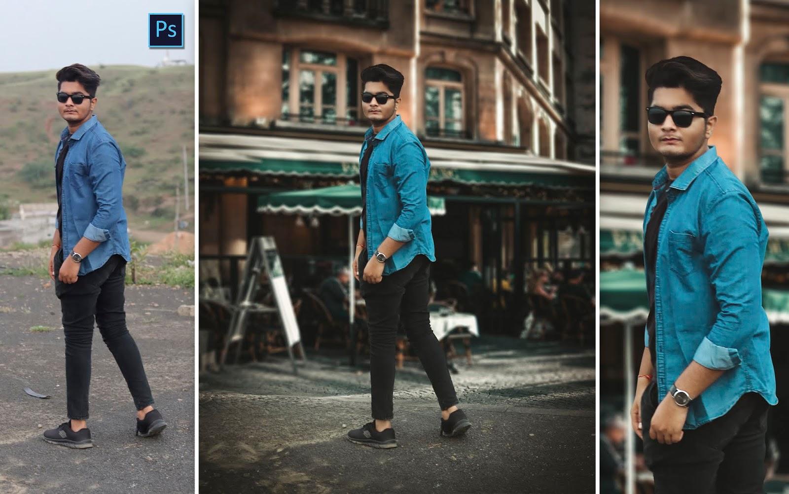 Creative Stylish Photo Manipulation for Instagram in Photoshop cc