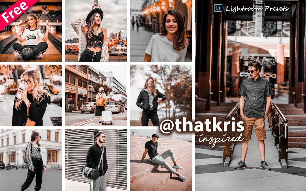 Download Thatkris Inspired Lightroom Presets for Free | How to Edit Photos Like Thatkris in Lightroom