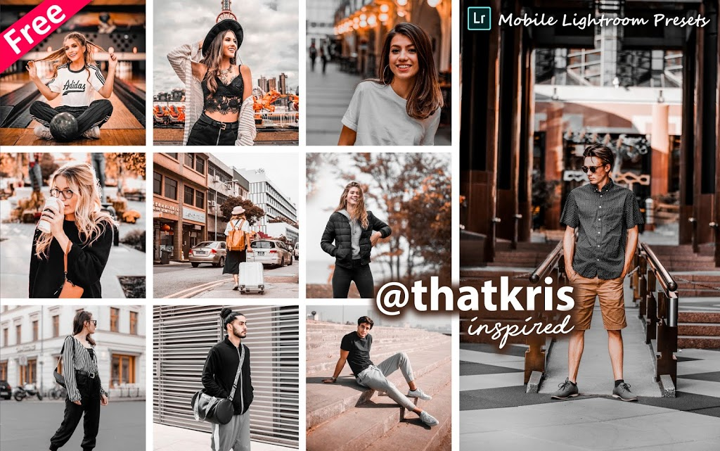 Download Thatkris Inspired Mobile Lightroom Presets dng for Free   How to Photos Like Thatkris in Mobile Lightroom App