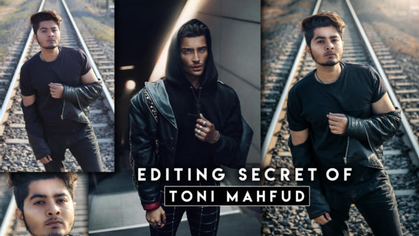 Secret of Toni Mahfud's Photo Editing | How to Edit Photos Like Toni Mahfud | How to Smoothen Skin Like Toni Mahfud