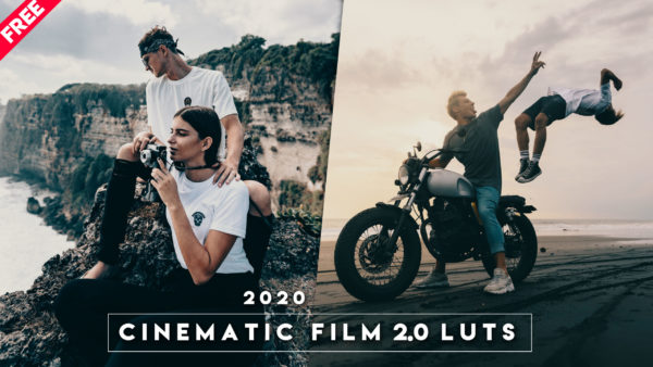 Download Free Cinematic Film 2.0 LUTs of 2020 | How to Make Cinematic Videos in Premiere Pro