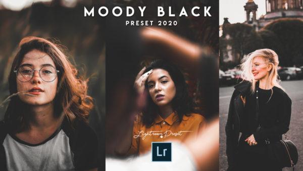 Download Moody Black Lightroom Preset of 2020 for Free | Moody Black Lightroom Preset Pack of 2020 Download free