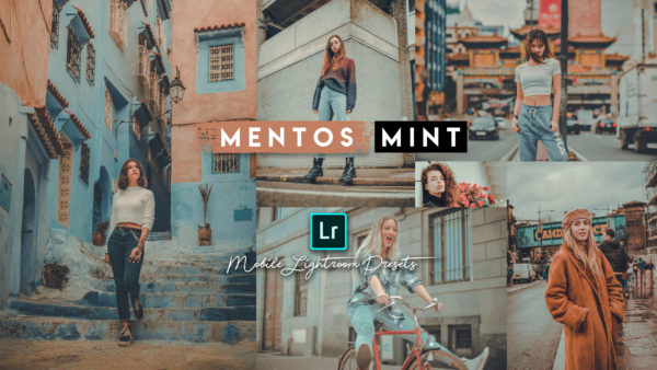 Download Mentos Mint Lightroom Mobile Presets DNG of 2020 for Free | Mentos Mint Mobile Lightroom Preset DNG of 2020 Download free