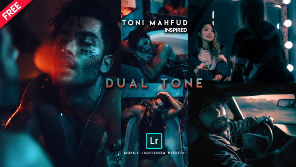 Download Toni Mahfud Dual Tone Mobile Lightroom DNG Preset of 2020 for Free | Toni Mahfud Dual Tone Mobile Lightroom Preset DNG of 2020 Download free