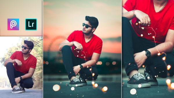 PicsArt Editing Tutorial | Fairylights Photo Editing in PicsArt | Brandon Woelfel Style PicsArt Edit