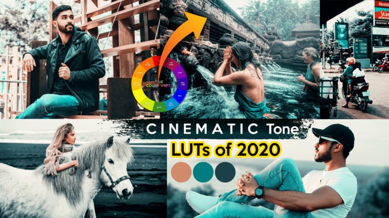 Download Cinematic Tone LUTs of 2020 for Free | Best Cinematic LUTs of 2020 Free Download | Cinematic Movie LUTs free Download | How to Make Photos Cinematic with LUTs