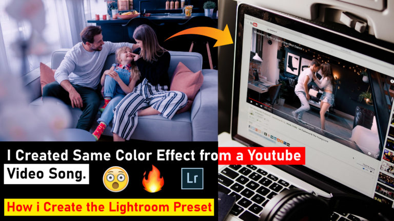 How i Created Lightroom Preset from a Dytto Youtube Video Song | Download Dytto Lightroom Preset